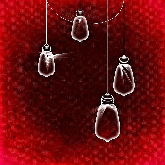 výskyt žárovek
