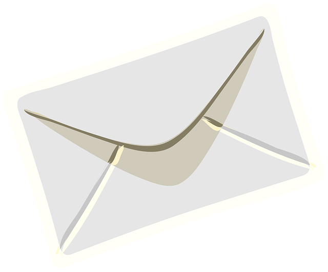 poštovní obálka