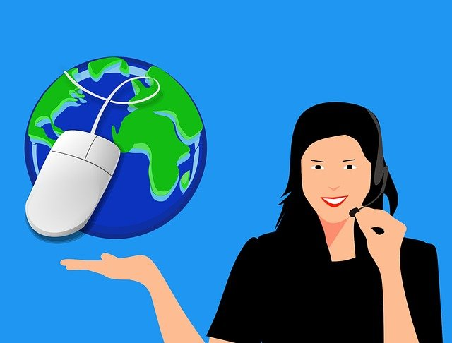 myš na globusu