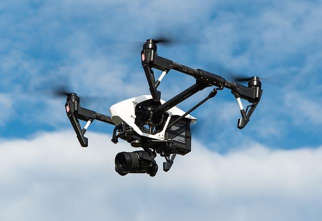 drone multicopter