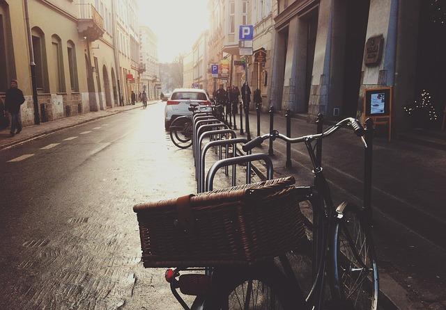 koš na kole